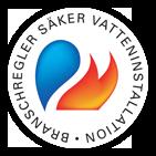 Säkervatten logotype